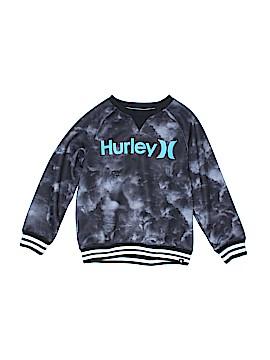Hurley Sweatshirt Size 6