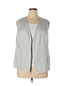 J.jill Vest Size XL (Petite)