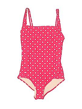 Delia One Piece Swimsuit Size L