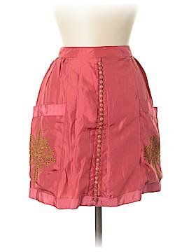 2b Rych Silk Skirt Size 6