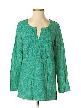 Simply Vera Vera Wang Long Sleeve Blouse Size S