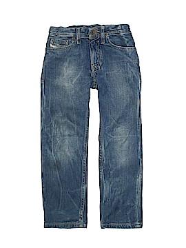 Diesel Jeans Size 5 (Slim)