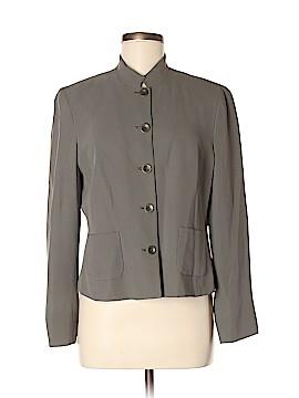 Charter Club Silk Blazer Size 12 (Petite)