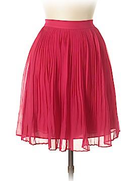Alice + olivia Silk Skirt Size 8