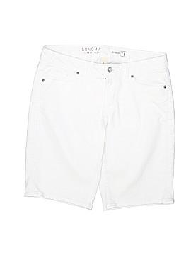 SONOMA life + style Denim Shorts Size 8