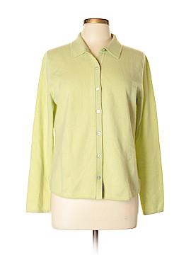 Precious Fibers Cashmere Cardigan Size L