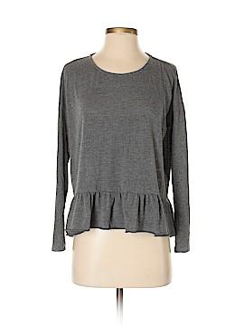 Brigitte Bailey Long Sleeve Top Size S