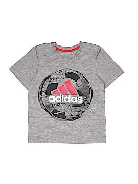 Adidas Short Sleeve T-Shirt Size 5
