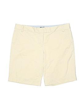 J. Crew Factory Store Khaki Shorts Size 12