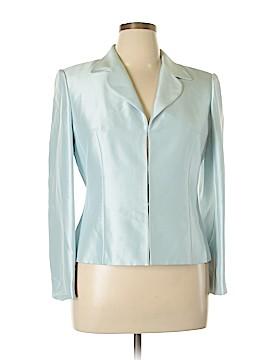 Ann Taylor Silk Blazer Size 14 (Petite)