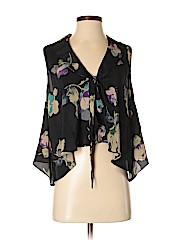 Amanda Uprichard loves CUSP by neiman marcus Women Sleeveless Blouse Size P