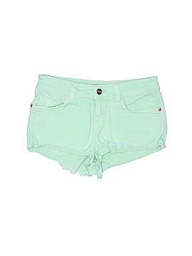 Topshop Denim Shorts Size 10