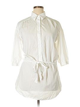 Vince. 3/4 Sleeve Button-Down Shirt Size L