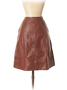 Halogen Leather Skirt Size 2 (Petite)