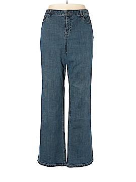 Geoffrey Beene Sport Jeans Size 14