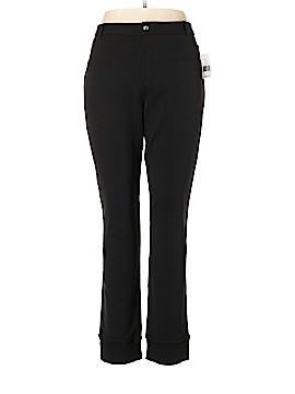 Pink Tartan Casual Pants Size 14