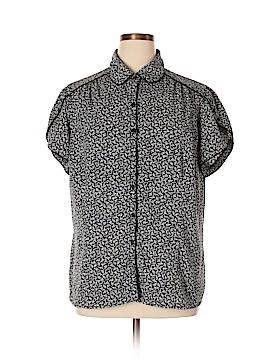Bay Studio Short Sleeve Blouse Size 2X (Plus)