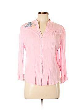 Oilily Long Sleeve Blouse Size 40 (EU)