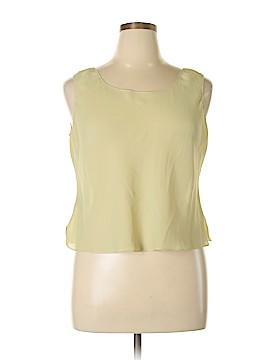 Rena Rowan Sleeveless Blouse Size 16