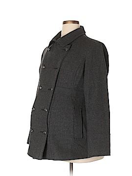 A Pea in the Pod Wool Blazer Size L (Maternity)