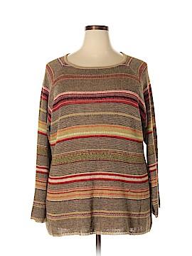 Emanuel Ungaro Liberte Pullover Sweater Size 2X (Plus)