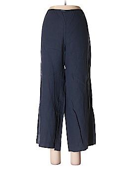 Sigrid Olsen Linen Pants Size M