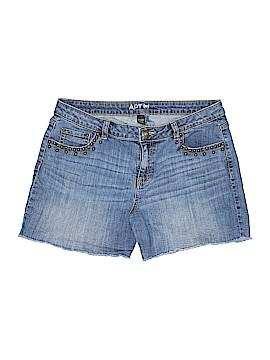 Apt. 9 Denim Shorts Size 12