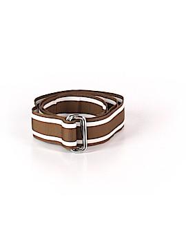 Lands' End Leather Belt Size L