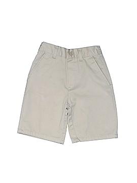 Classic School Uniform Khaki Shorts Size 4T