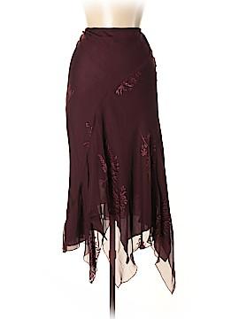 Sunny Leigh Silk Skirt Size M
