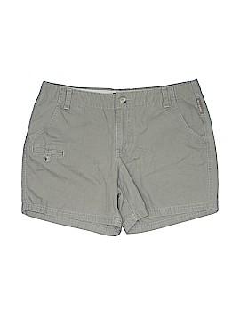 Columbia Khaki Shorts Size 8 petite