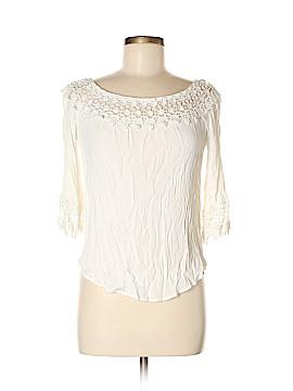 Jolt 3/4 Sleeve Blouse Size M