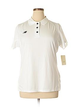 New Balance Short Sleeve Polo Size XXL