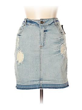 Highway Jeans Denim Skirt Size 16