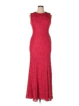 Carmen Marc Valvo Infusion Cocktail Dress Size 10