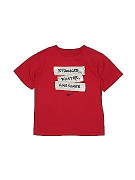 Nike Short Sleeve T-Shirt Size 6