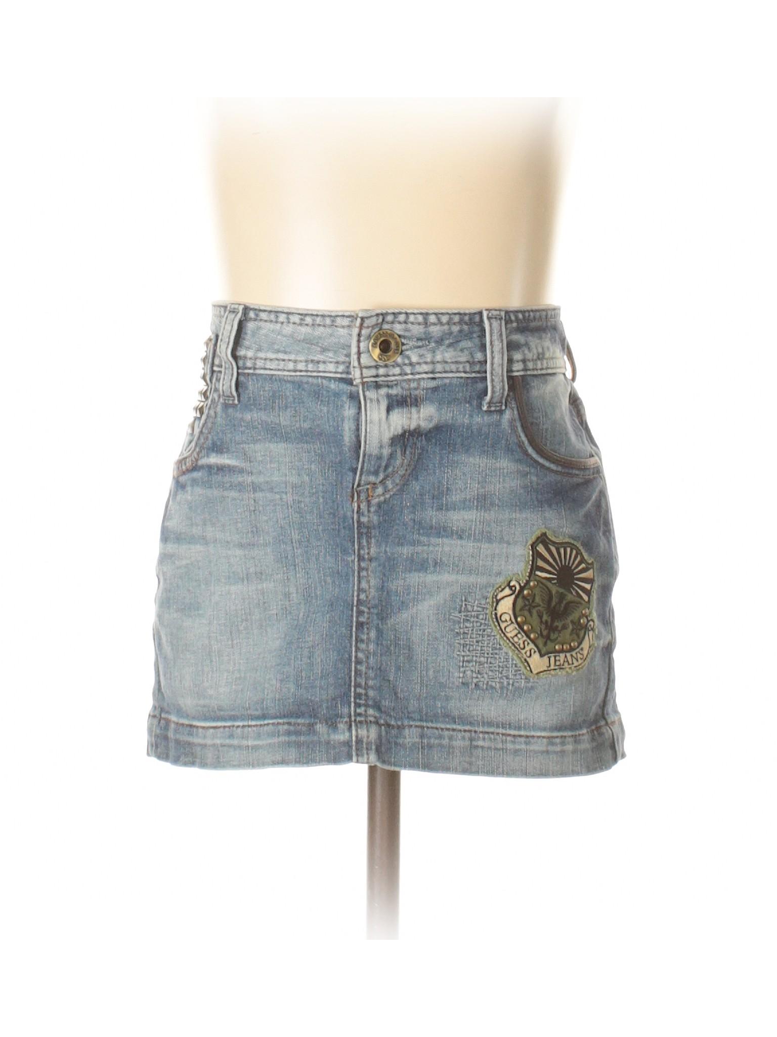 Skirt Boutique Boutique Guess Guess Skirt Boutique Denim Guess Denim Skirt Denim afq7vv
