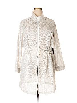 Nic + Zoe Casual Dress Size 1X (Plus)