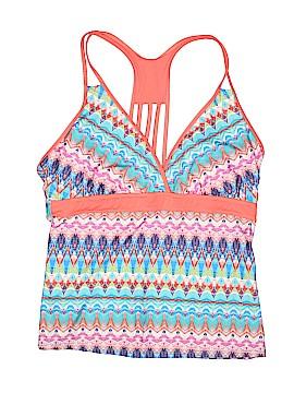 Title Nine Swimsuit Top Size L