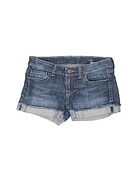 William Rast Denim Shorts 25 Waist