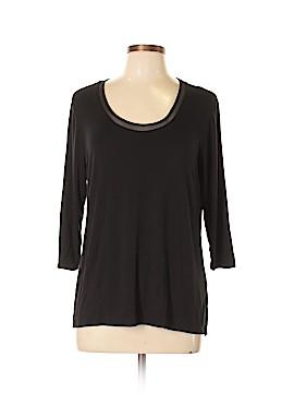 Tahari 3/4 Sleeve Top Size L