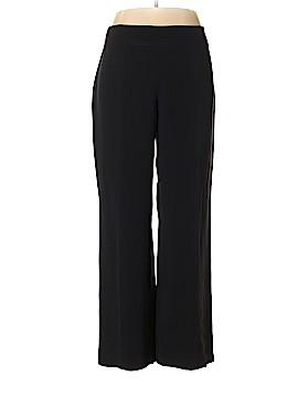 Roberto Quaglia Silk Pants Size 44 (EU)