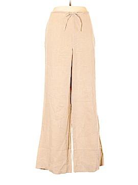 Spiegel Linen Pants Size M