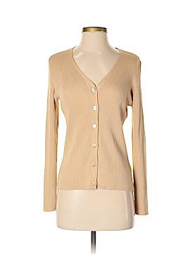 Dana Davis Silk Cardigan Size S