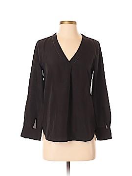 J. Crew Factory Store Long Sleeve Blouse Size S (Petite)