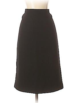 Lafayette 148 New York Wool Skirt Size 8