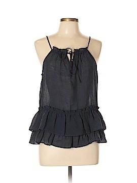 H&M L.O.G.G. Sleeveless Blouse Size 10