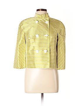 Emanuel by Emanuel Ungaro Silk Blazer Size 8