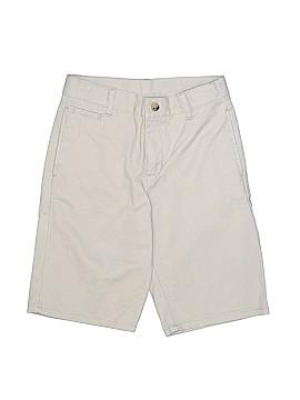 Janie and Jack Khaki Shorts Size 12