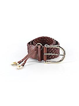 MICHAEL Michael Kors Leather Belt Size L